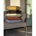 HAY Outline cushion, 50 x 50 cm, sienna