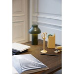 Hay PC Portable table lamp, olive