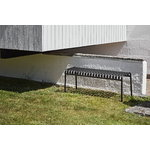 HAY Palissade bench, anthracite