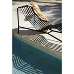 HAY Palissade chaise longue, anthracite