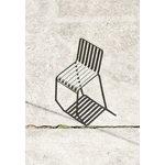 Hay Palissade tuoli, oliivinvihreä