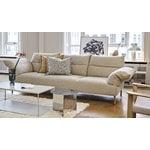 HAY Pandarine 3-seater, reclining, oiled oak - Canvas 414