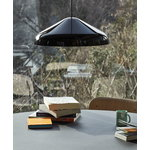 Hay Pao Steel Pendant 470, soft black