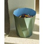 HAY Paper paper bin, dark green