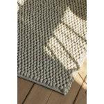 Hay Peas rug, soft grey