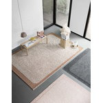 Muuto Pebble rug, dark grey