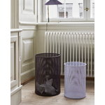 Hay Cestino Perforated Bin, M, lavanda
