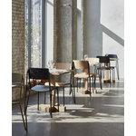Hay Petit Standard chair, black - black