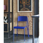 Hay Petit Standard chair, ultramarine - ultramarine