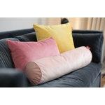 Fatboy King Velvet pillow, deep blush