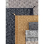 Muuto Ply rug, dark grey