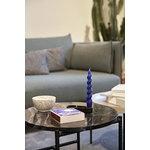 Hay Rebar side table 45 cm, black marble