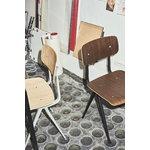 Hay Result tuoli, beige - mattalakattu tammi