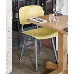 HAY Revolt chair, ocean steel - biscotti