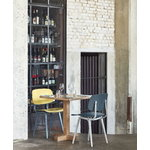 Hay Revolt chair, beige - granite grey