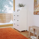Asplund Snow A chest of drawers