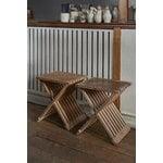 Skagerak Fionia stool, oak