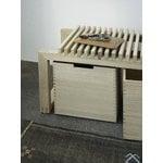 Skagerak Cutter bench, oak