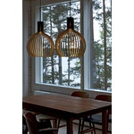 Secto Design Octo Small 4241 pendant, black