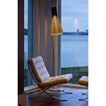 Secto Design Secto 4210 floor lamp, black