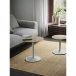 Muuto Soft side table, 41 cm, off white