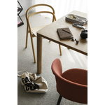 Hem Udon chair, natural beech