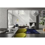 Hem Kumo 3-seater sofa with armrests, Porcelain