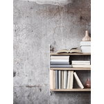 String Furniture Scaffale String Pocket, rovere-bianco