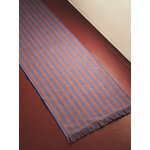 HAY Stripes and Stripes matto, 65 x 300 cm, navy cacao