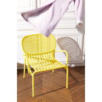 Petite Friture Week-end lounge chair, yellow