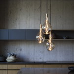 Tala Brass pendant lamp base