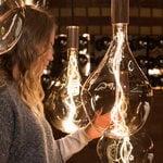 Tala Voronoi III LED lamppu 5W E27, himmennettävä