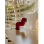 Santa & Cole Tatu table lamp, red