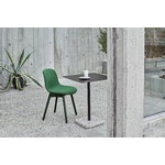 Hay Neu13 chair, green - matt lacquered ash