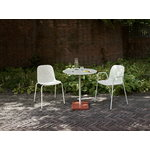 Hay 13Eighty chair, grey white - chalk white
