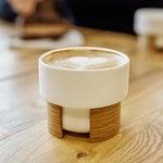 Tonfisk Design Warm cappuccinokuppi 1,6 dl, 2 kpl, tammi