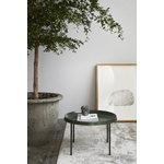 Hay Tulou coffee table 55 cm, green