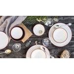 Vaidava Ceramics Earth bowl 1 L, white