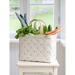 Verso Design Lastu shopping basket