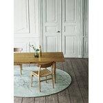 Carl Hansen & Søn CH23 chair, oiled oak - natural cord