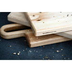 Hanna Saari Halikko cutting board, large, ash