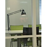 Luxo L-1 desk lamp, black