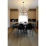Flos 2097/30 chandelier, chrome