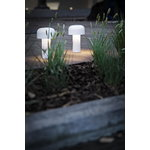 Flos Bellhop table lamp, white