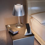 Flos Miss K table lamp, silver