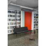 Artek Aalto stool 60 Publics, FDS 15 Years, birch - black
