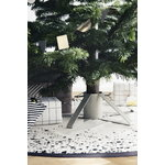 Ferm Living Christmas tree foot, grey