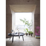 Muuto Around coffee table, XL, black