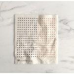 Ekobo Claro kompostoituva tiskirätti, 2 kpl setti, Blocks