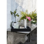 By Lassen Kubus flowerpot 10, white